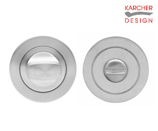 Karcher Turn & Release Satin Chrome