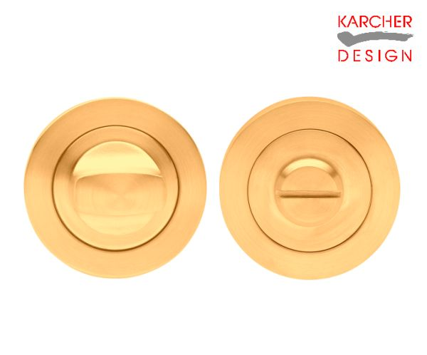 Karcher Turn & Release Brass