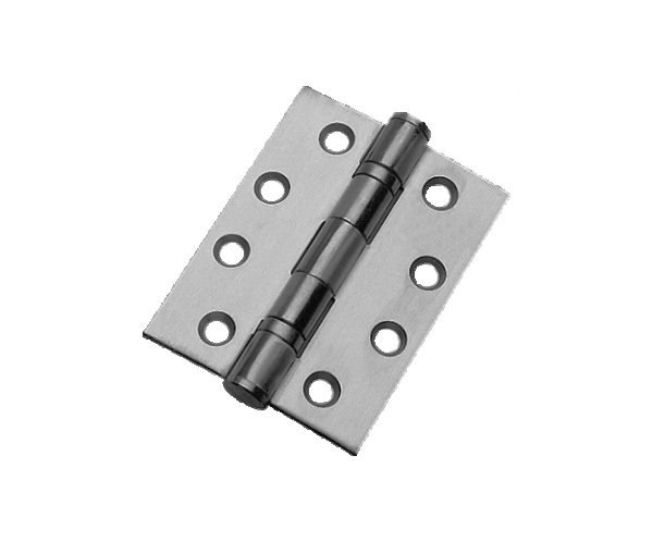 Satin Stainless Steel Hinge