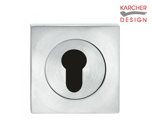 Karcher Square Euro Escutcheon
