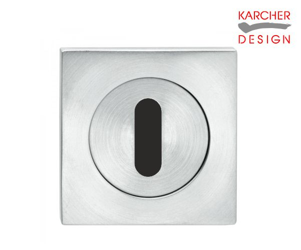 Karcher Square Key Escutcheon