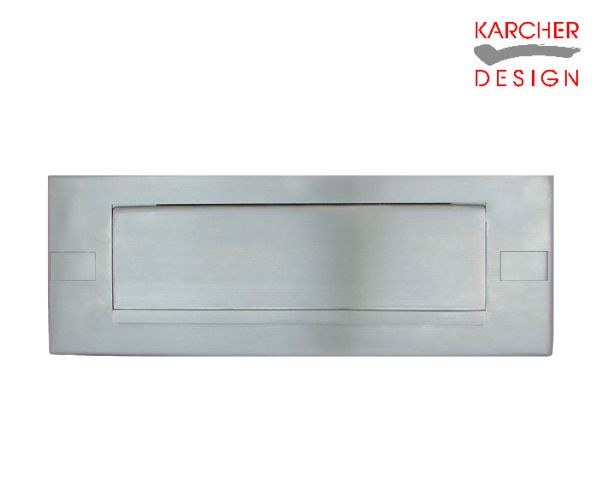 Karcher Internal Letter Plate