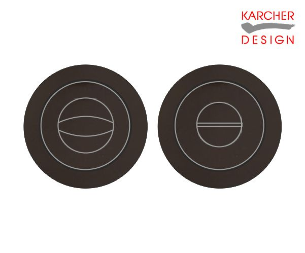 Karcher turn and release oil rubbed bronze