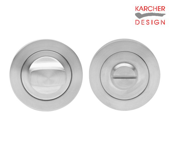 Karcher Turn & Release Satin Stainless Steel