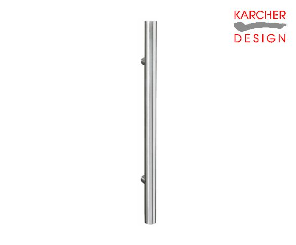 Karcher Satin Stainless Steel Guardsman Pull Handle
